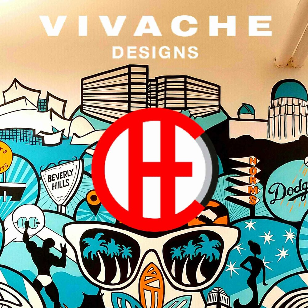Vivache Designs Murals, Wall Murals, Custom Murals.jpg