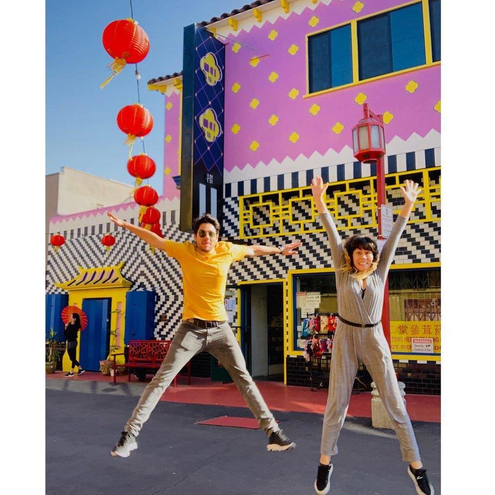 Vivache Designs Mei Mei Lou in Los Angeles' Chinatown