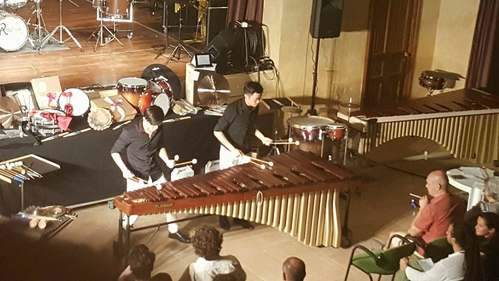 International Italy Percussion Competition- Winner Concert