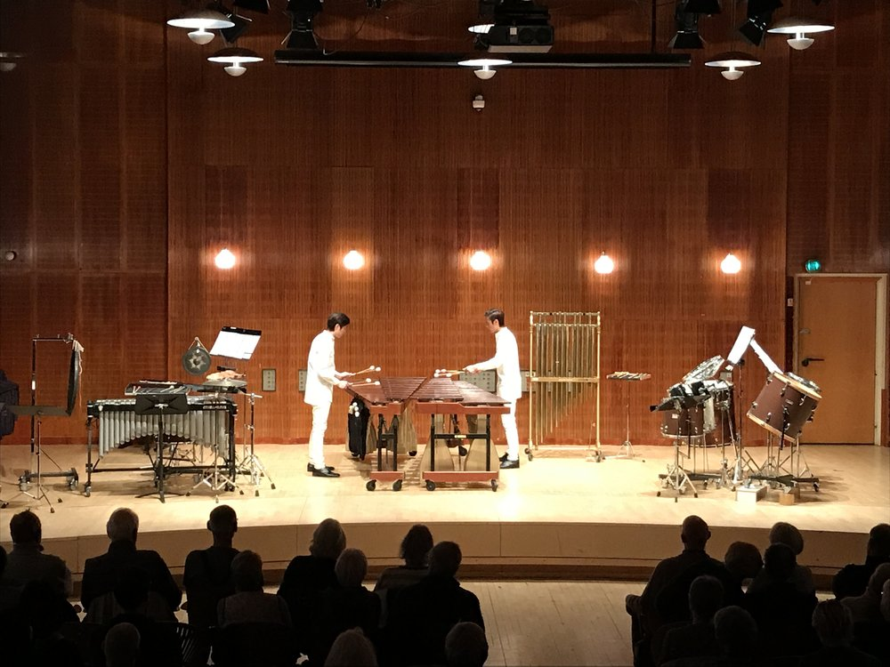 Master Series in Royal Danish Academy of Music