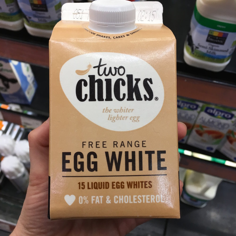 egg whites as lubricant for trying to conceive