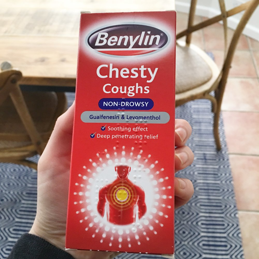 cough medicine for fertility and cervical mucus