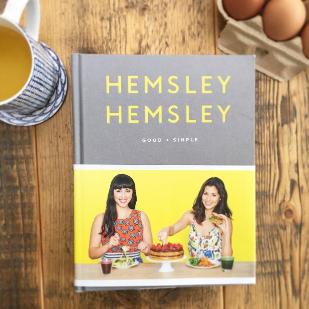 Hensley and Hemsley cookbook