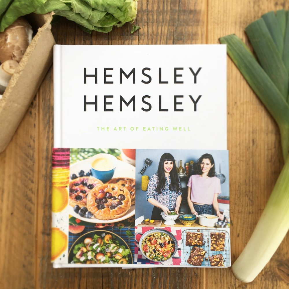 Hensley and Hemsley cookbook on The Preggers Kitchen