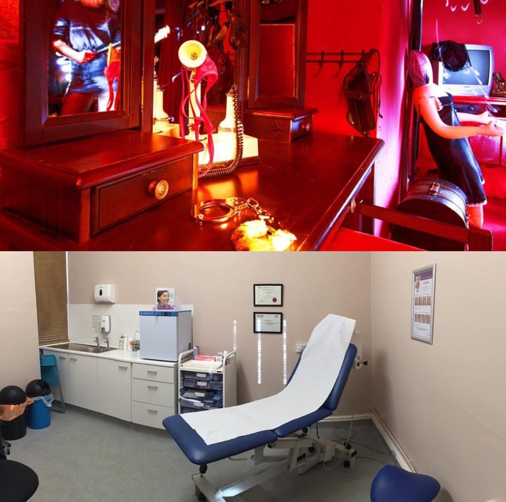 INSTAGRAM @ mansivfview Expectation versus reality of what the room looks like when you go to give a sample of the swimmers. I mean seriously, just a little mood lighting and some scented candles would go a long way to help in the occasion. It's not like I'm asking for cinema and dinner then a load of romancing.