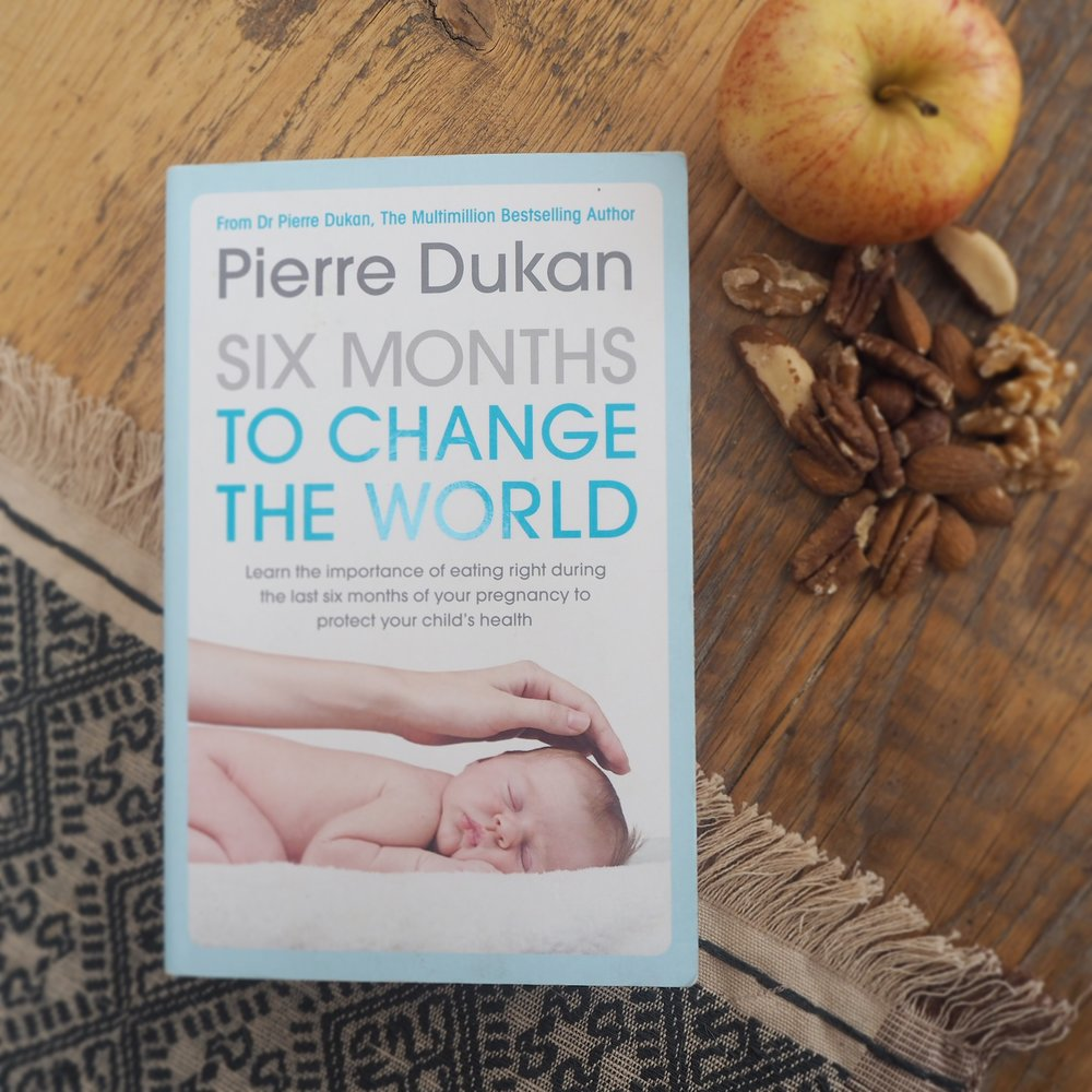 Fertility book review - 6 months to change the world