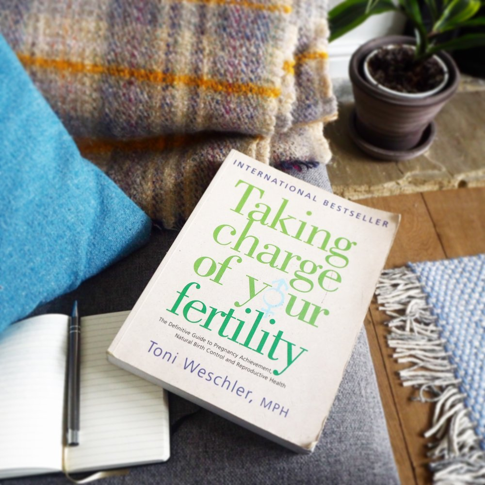 Book Review taking charge of your fertility by Toni Weschler
