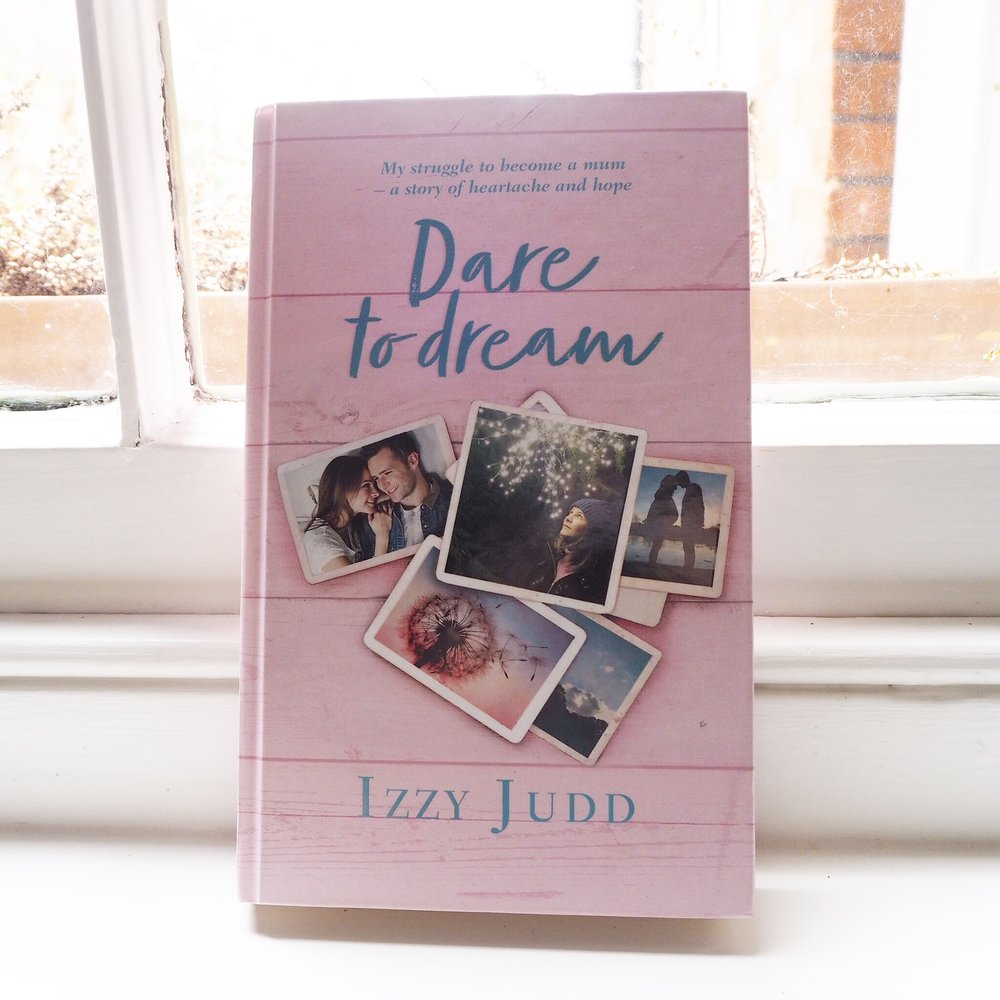 Book review of Dare to Dream by Izzy Judd