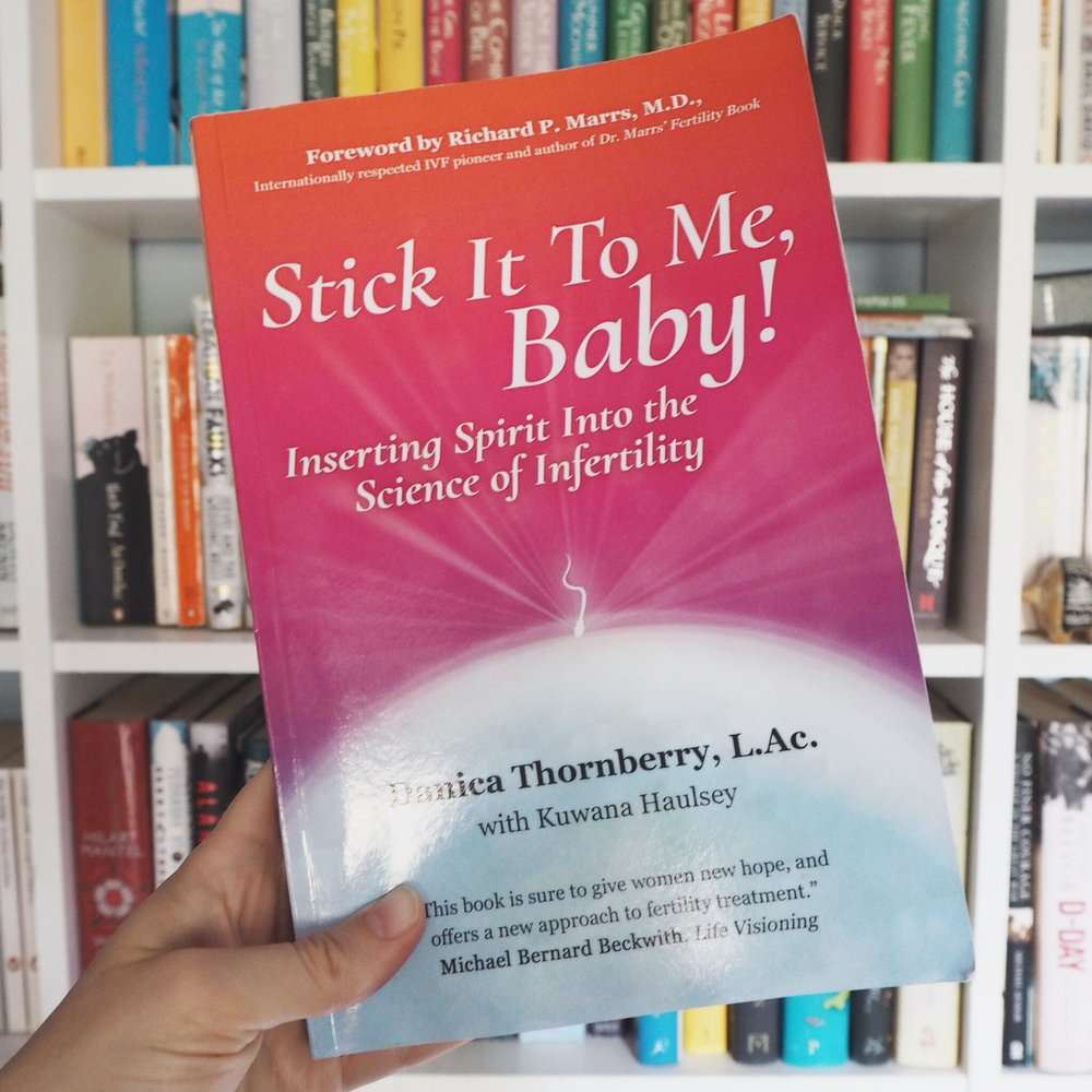 Book review of Stick It To Me Baby by Danica Thornberry