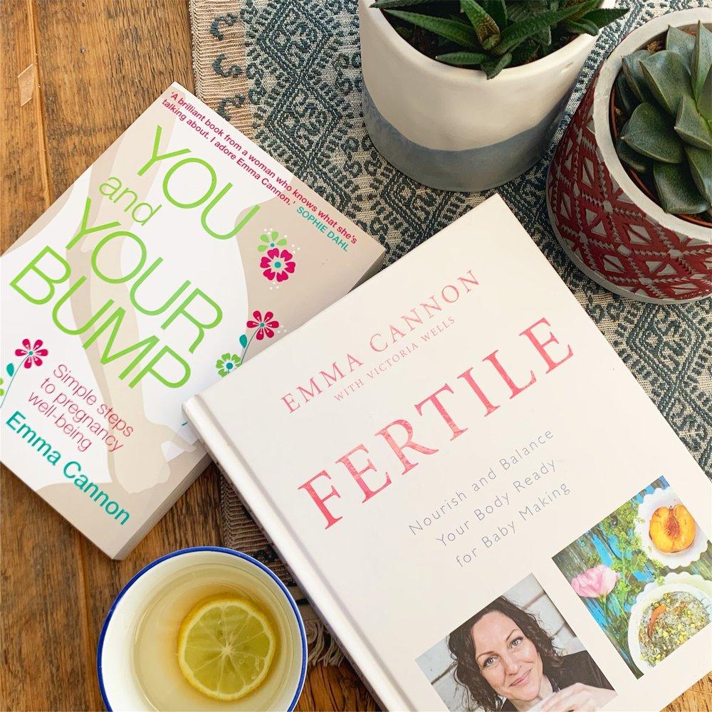 Emma cannon fertility book giveaway freebie