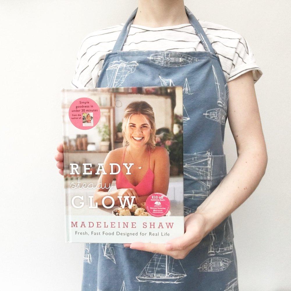Madeleine Shaw cookbooks giveaway