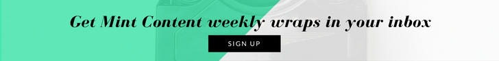 Get Mint Content weekly content writing wraps in your inbox