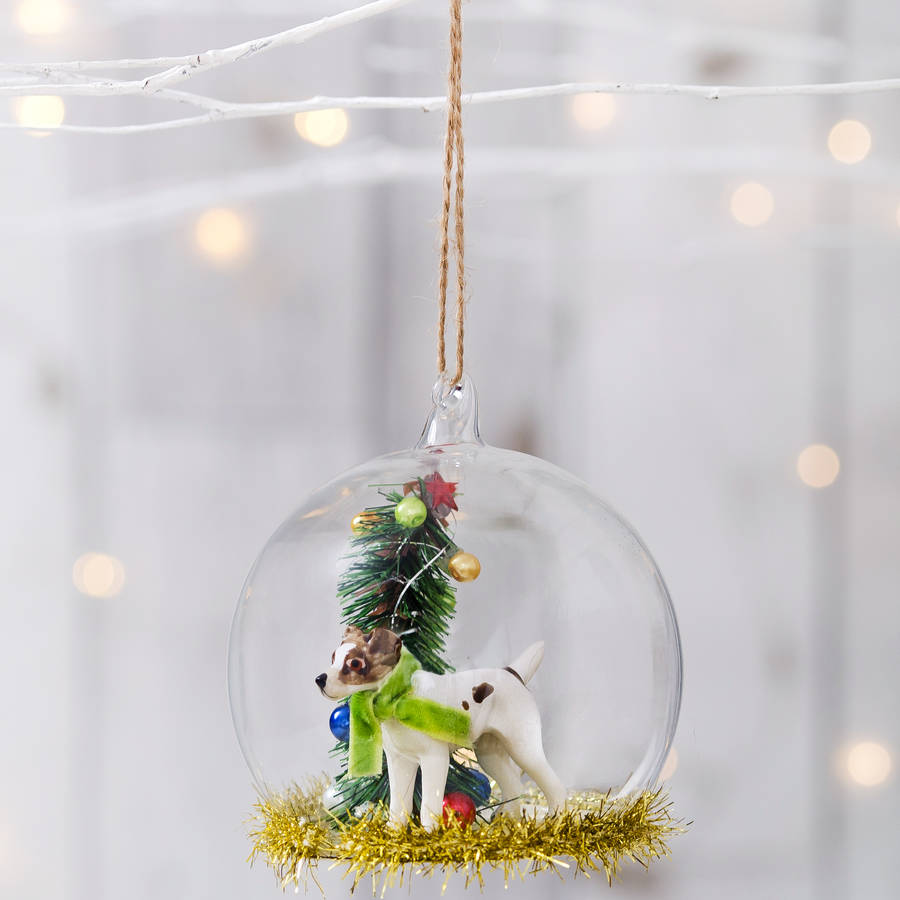 10 best dog christmas tree decorations