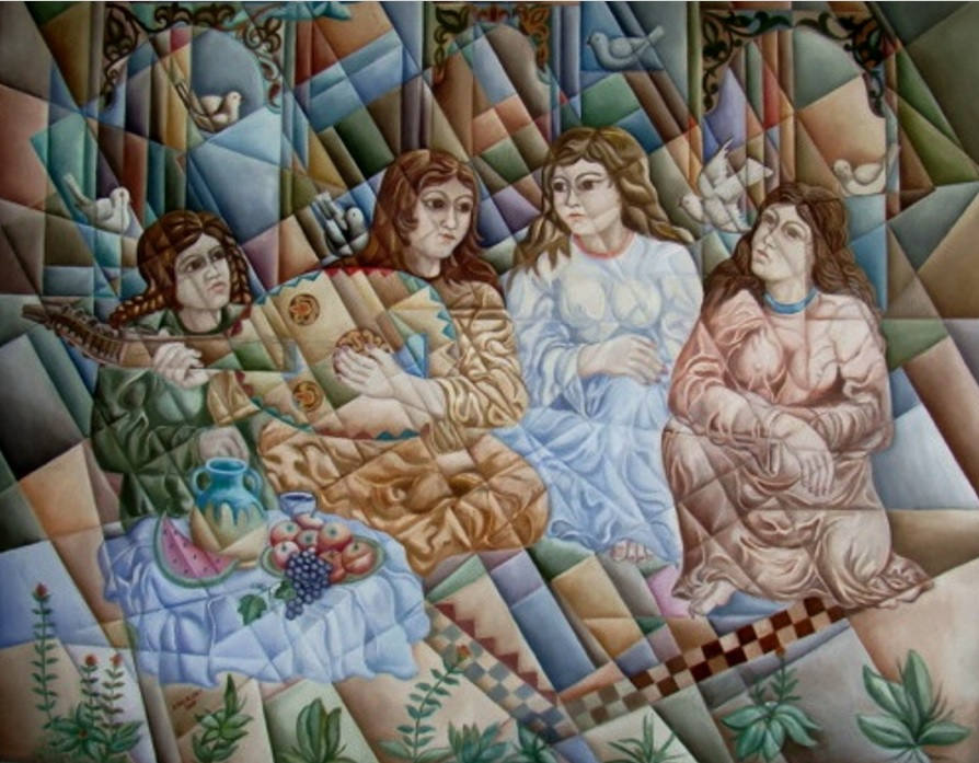 Faisal Alsaadi - Art Gallery الفنان فيصل السعدي