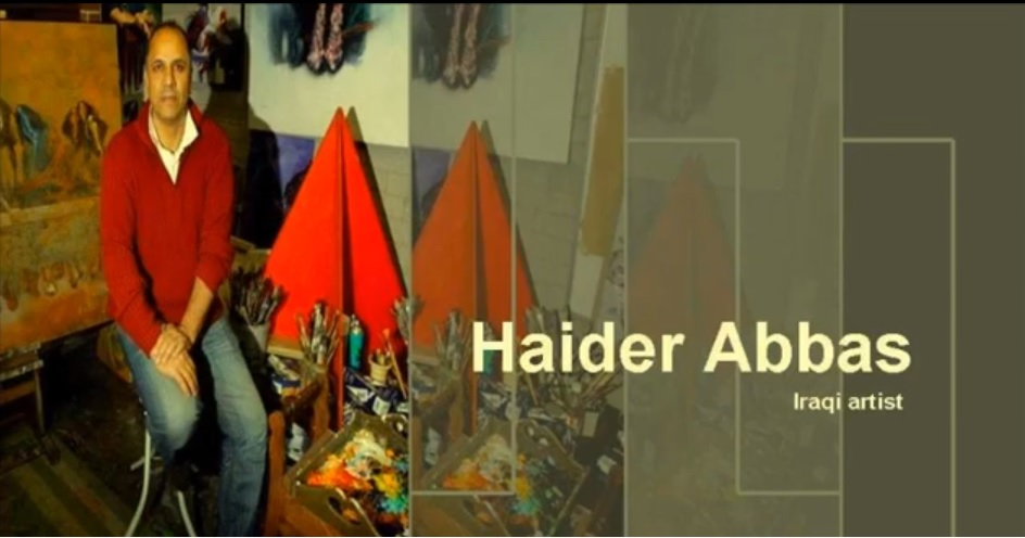 Haider Abbas - the 2 worlds الفنان حيدر عباس