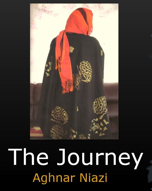 Aghnar Niazi - the journey الفنانة اغنار نيازي