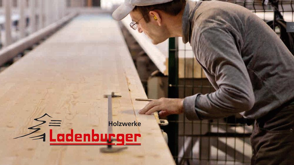 Vår största order hittills - Ladenburger i Tyskland