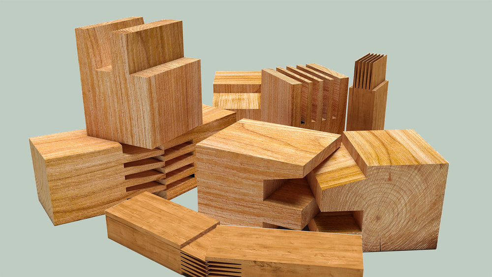 <br><br>Holz liegt im Trend
