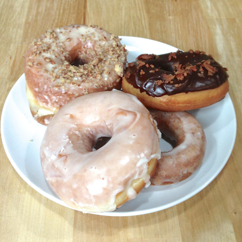 saturday sugar rush: rocket 88 doughnuts — nommable