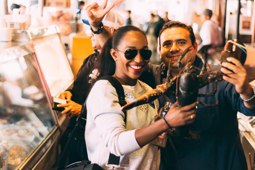 Live Lobster