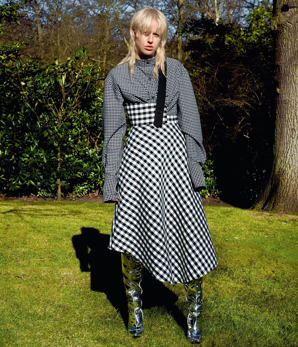 More AW18 images and information about DELADA