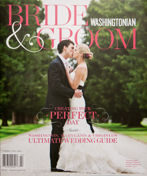 Washingtonian Bride & Groom // Summer 2012