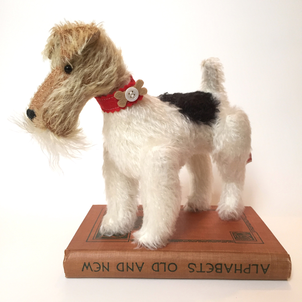 Wire Fox Terrier — The Little Toy Dog Company