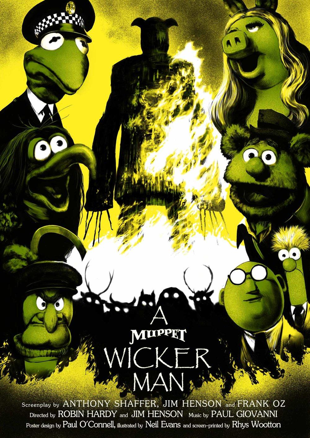 A Muppet Wicker Man