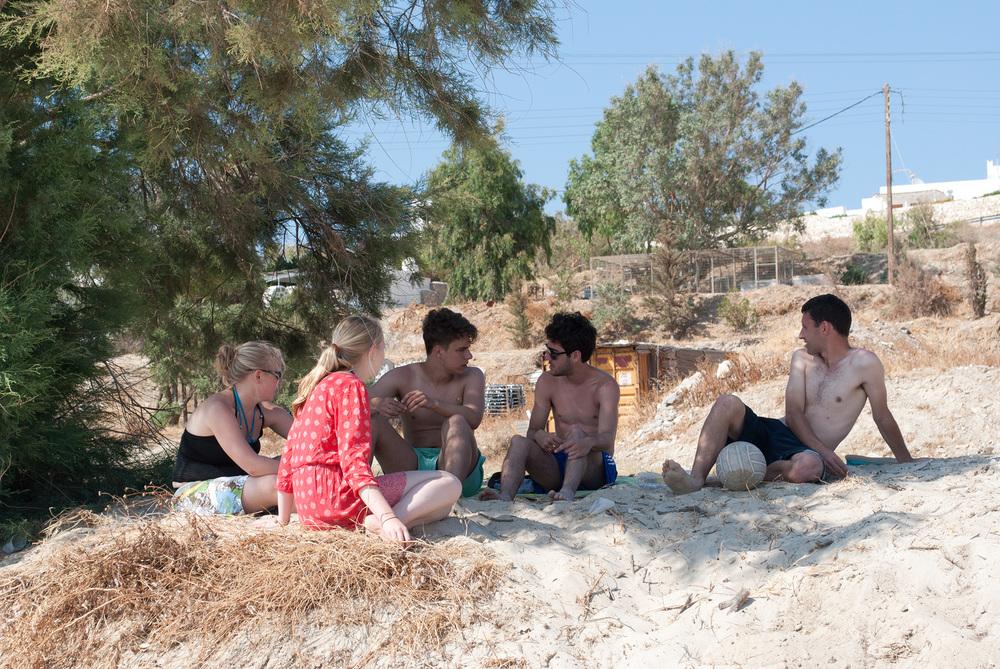 Paros Summer Team