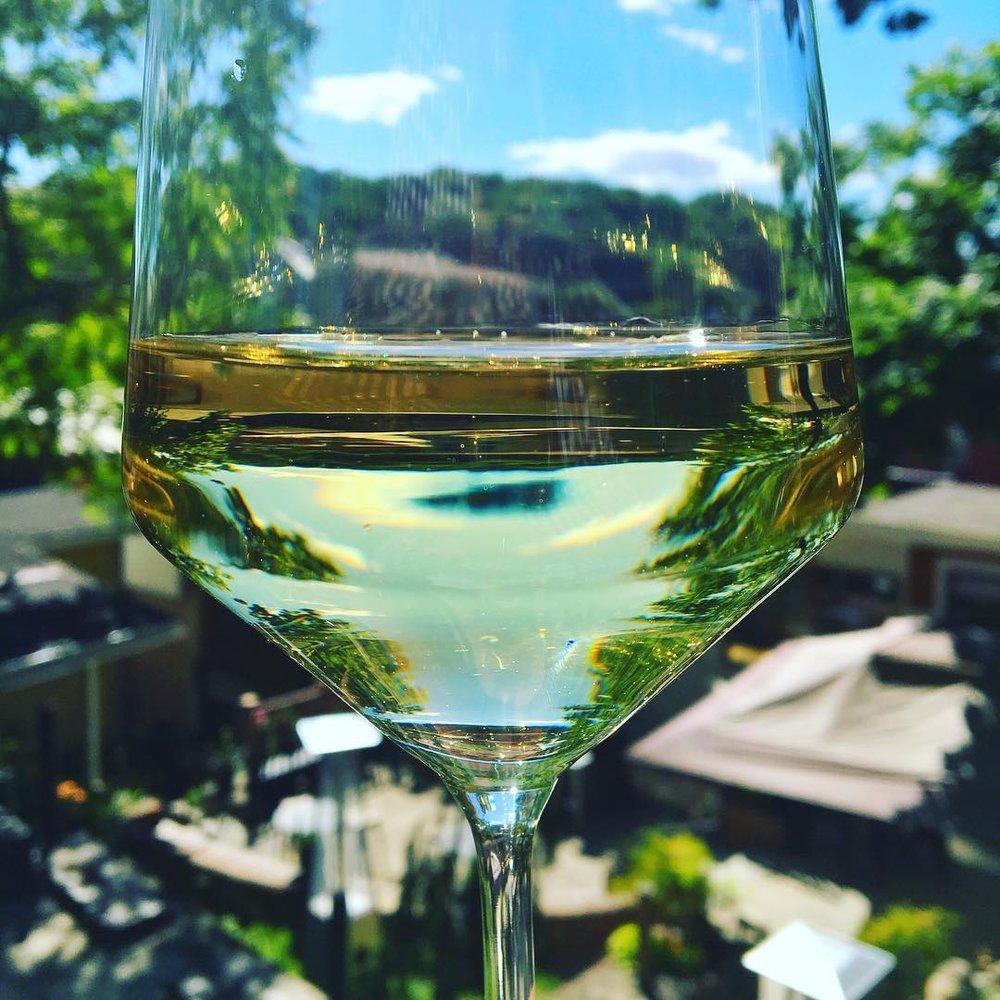 Blue Sky Wine Glass Space.jpg