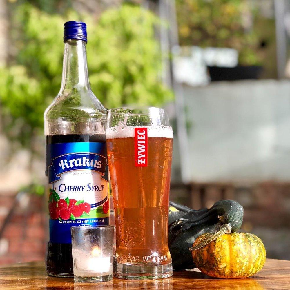 Cherry Syrup - Zywiec - Fall.jpg