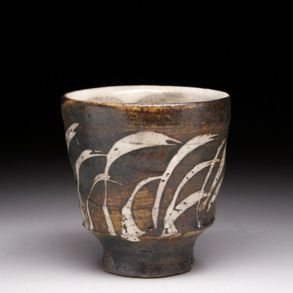Michael Hunt & Naomi Dalglish - Bakersville, NC.  Tableware & utilitarian vessels made from locally harvested clay materials.