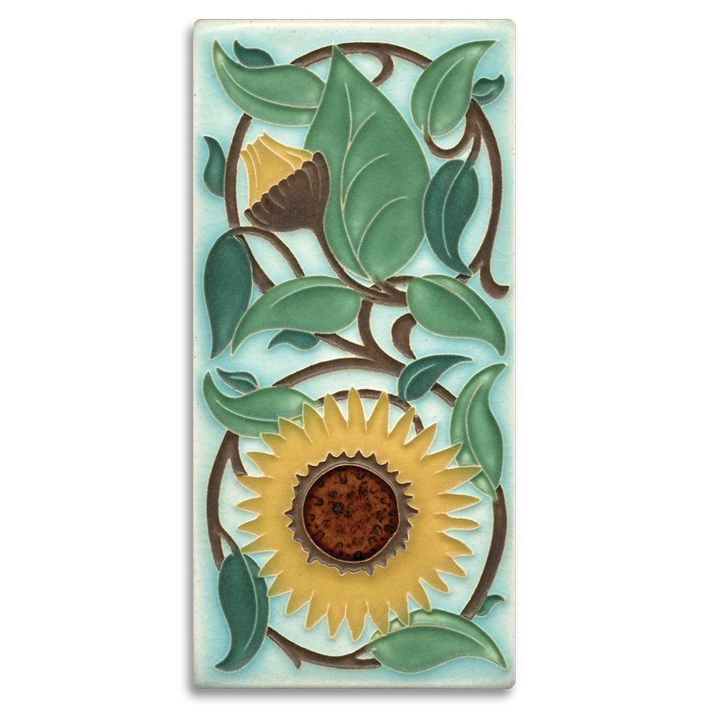 Motawi Tileworks - Ann Arbor, MI.  Ceramic tiles with Arts & Crafts, Mission style, & Charlie Harper designs & illustrations.