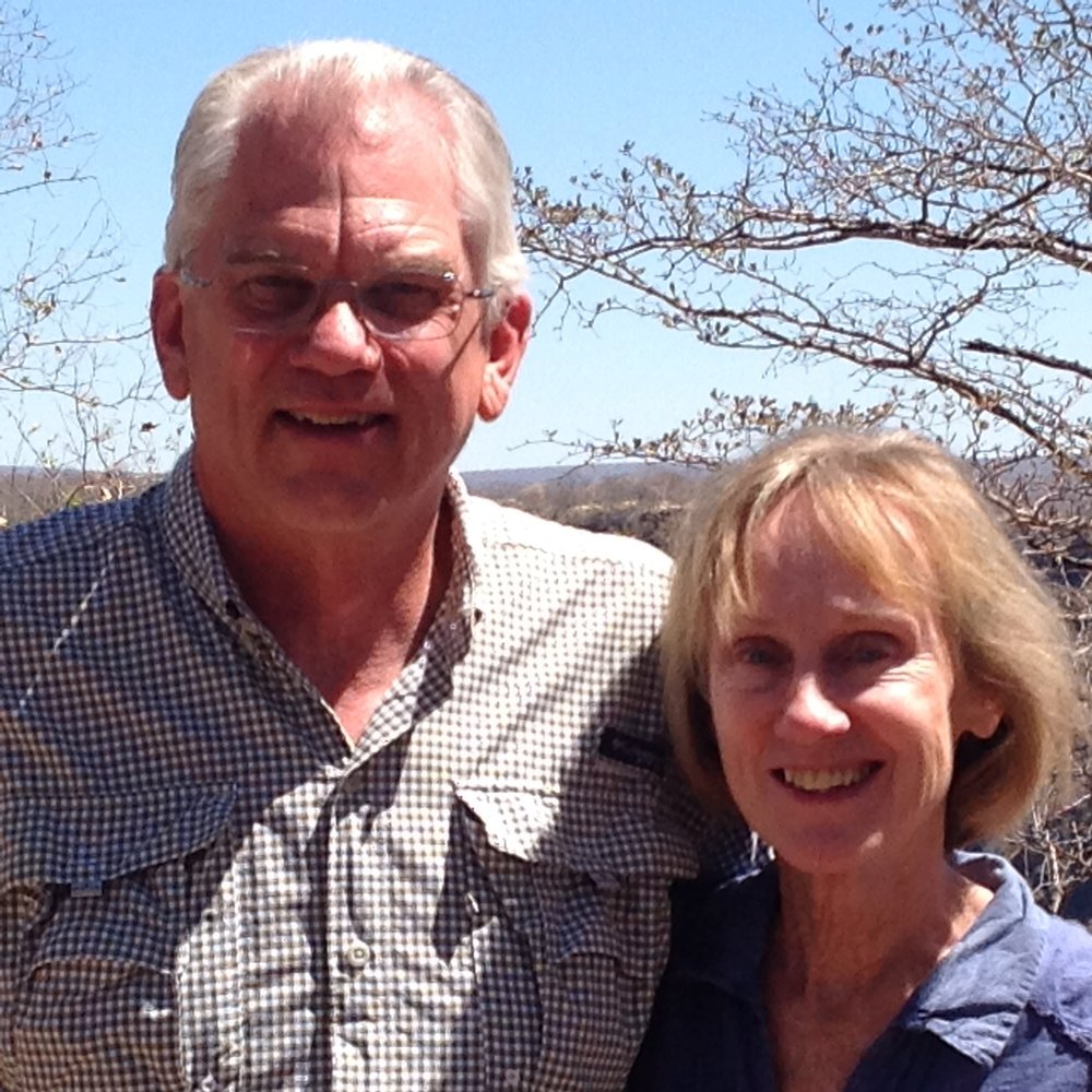 Pastor Larry and Marsha Roth, Co-Founders of OMC