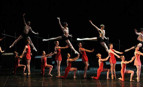 Bulgarian National Ballet, Stepping Stones