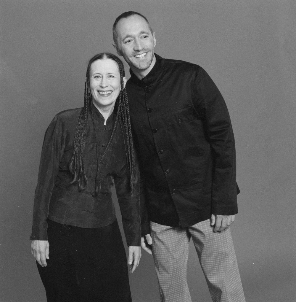 Meredith Monk and Theo Bleckman
