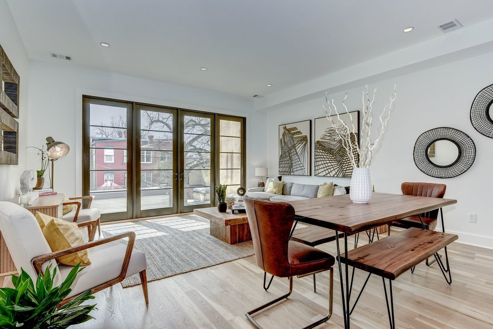 930 FRENCH ST NW - UNIT 2 - 2BR/2.5BA CONDO IN LOGAN CIRCLE