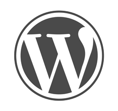Copy of Copy of Copy of Wordpress Logo