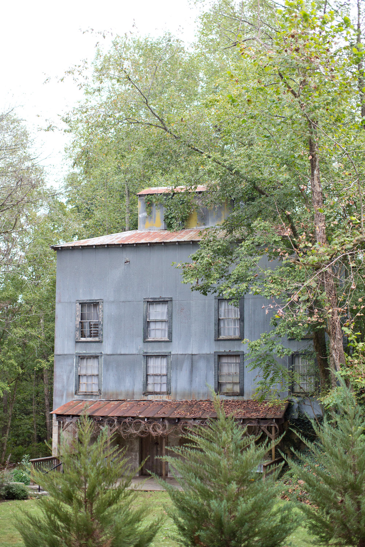 Evan's Mill