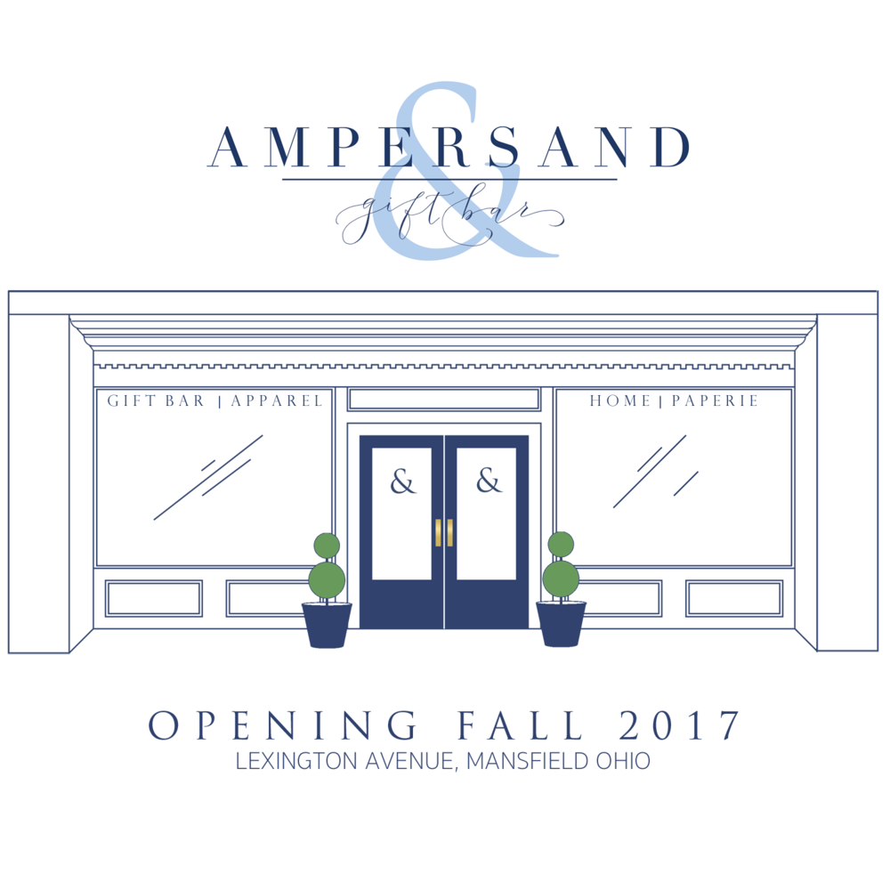 Ampersand Gift Bar Mansfield, Ohio