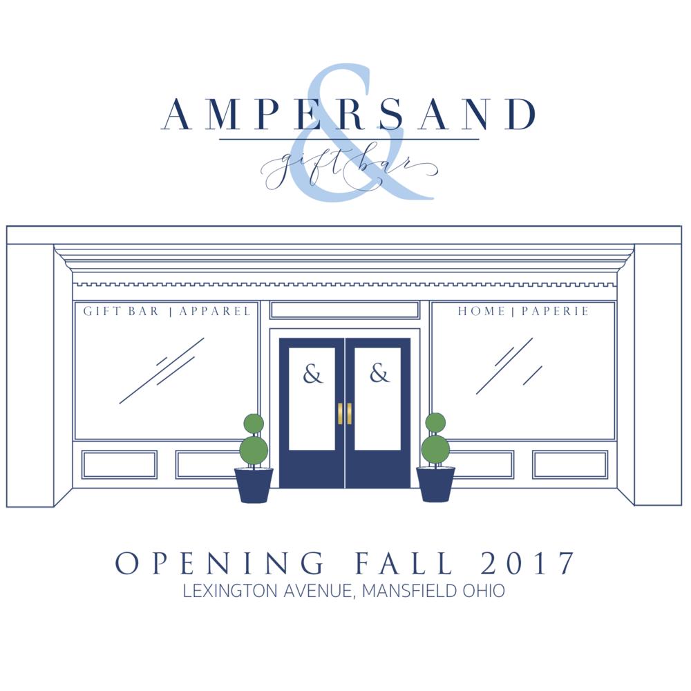 Ampersand Gift Bar Mansfield, Ohio