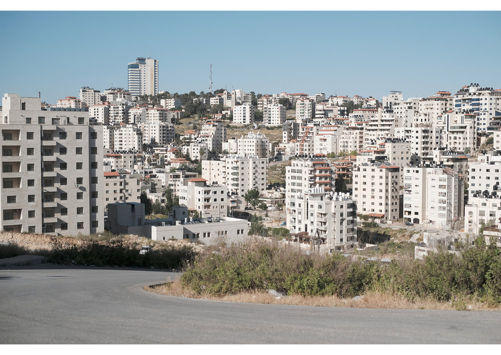 View on Ramallah  pt.I