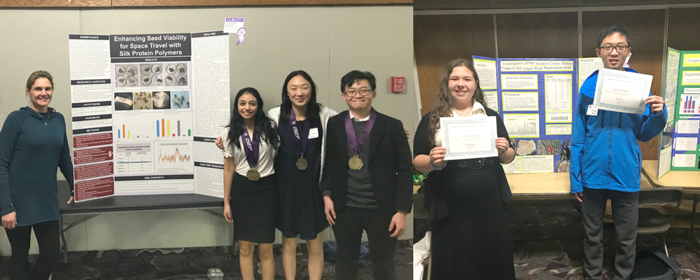 LHS Science Achievements   Learn More Here