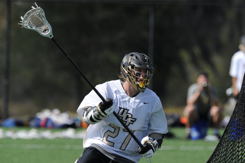 Senior Defenseman Steven Thompson named All-SELC in final campaign with the Knights