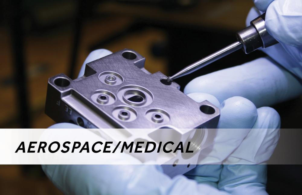 Aerospace/Medical Machining
