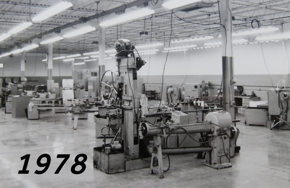 1978 C&S Machine Products, Inc.