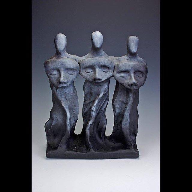 Meet our Q-FEST Sculptors!  Sean Corner David Patton Anthony Slichenmyer  #art #fineart #buylocalart #quincyil #rightonq #sculptures  @thedistrictquincy @quincyartcenter @quincyrightonq @hannibalarts @art_st_louis @artsallianceil @khqa @wgemnews @quincymedgroup