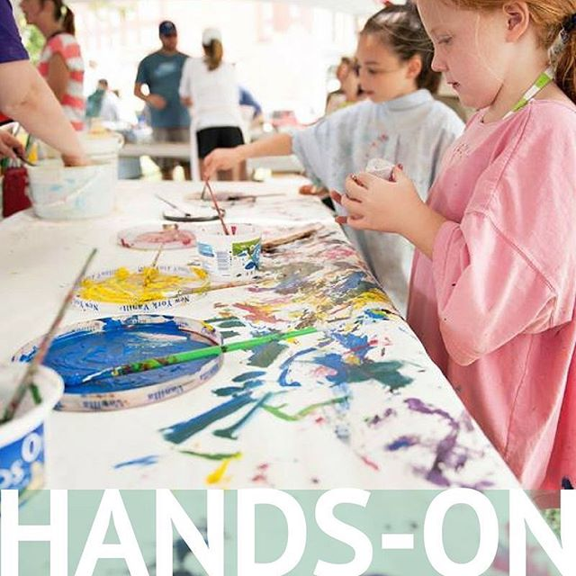 Free hands-on art activities for your kids? Yes, please! #QFEST  Saturday 10 am - 5 pm and Sunday 11 am - 4 pm.  Art sponsored by @quincymedgroup . @quincyrightonq @artsquincy @qcyfamily @seequincyil @wgemnews @adamsfiber @knapheide1848 @thedistrictquincy @quincyartcenter @enjoyillinois