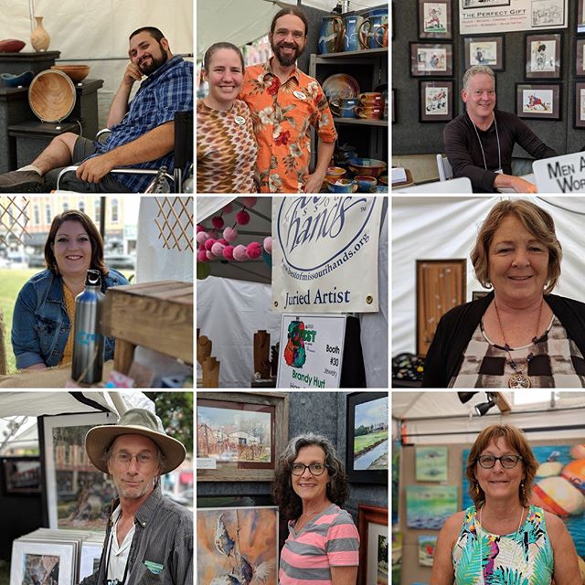 These artists (and more) are open and ready for you! #QFEST #buyart #artshow . @quincyartcenter @thedistrictquincy @seequincyil @quincyrightonq @seequincyil @quincymedgroup @adamsfiber @knapheide1848 @wgemnews