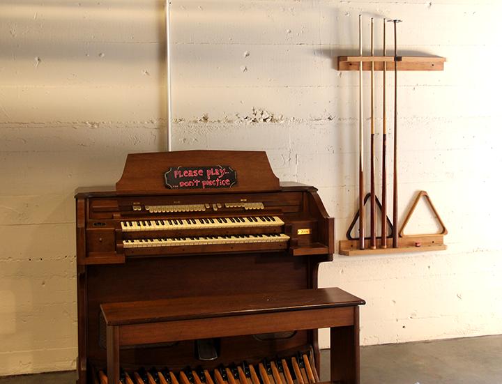 Rubys Arcade_Organ